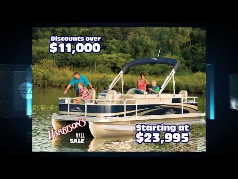 HMRV 1468 Harrison's Marine & RV Mall Sale Boat