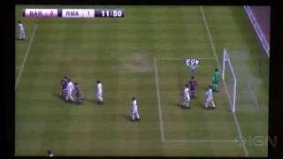 Pro Evolution Soccer 3D: Gameplay