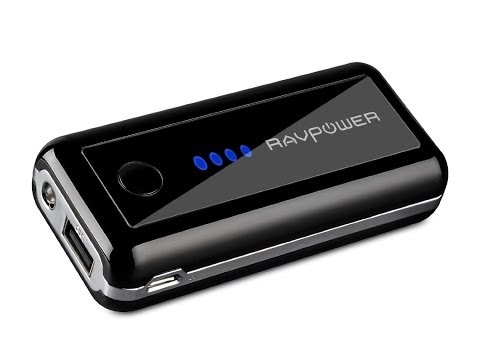 Ravpower Powerbank Model RP-PB03 - Open Box and Preview - The Outdoor Gear Review