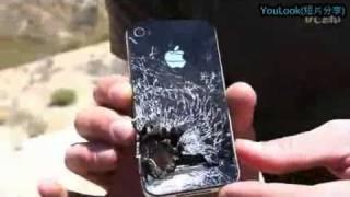當iphone 4遇上狙擊槍 秘殺 hd youlook 短片分享