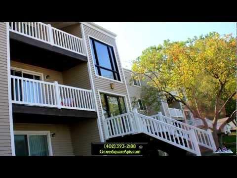 Apartment for Rent Omaha, Nebraska Grover Square Apartments Video Tour Omaha NE