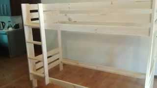 Кровать Ягнята - Инструкция по сборке. Часть 2(, 2014-08-31T19:00:01.000Z)