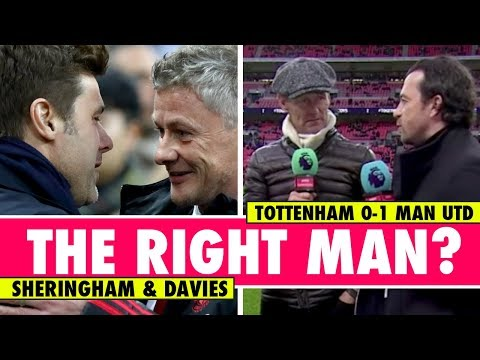Ole, Pochettino or Southgate for United? | Tottenham 0 - 1 Man United | Astro SuperSport Mp3
