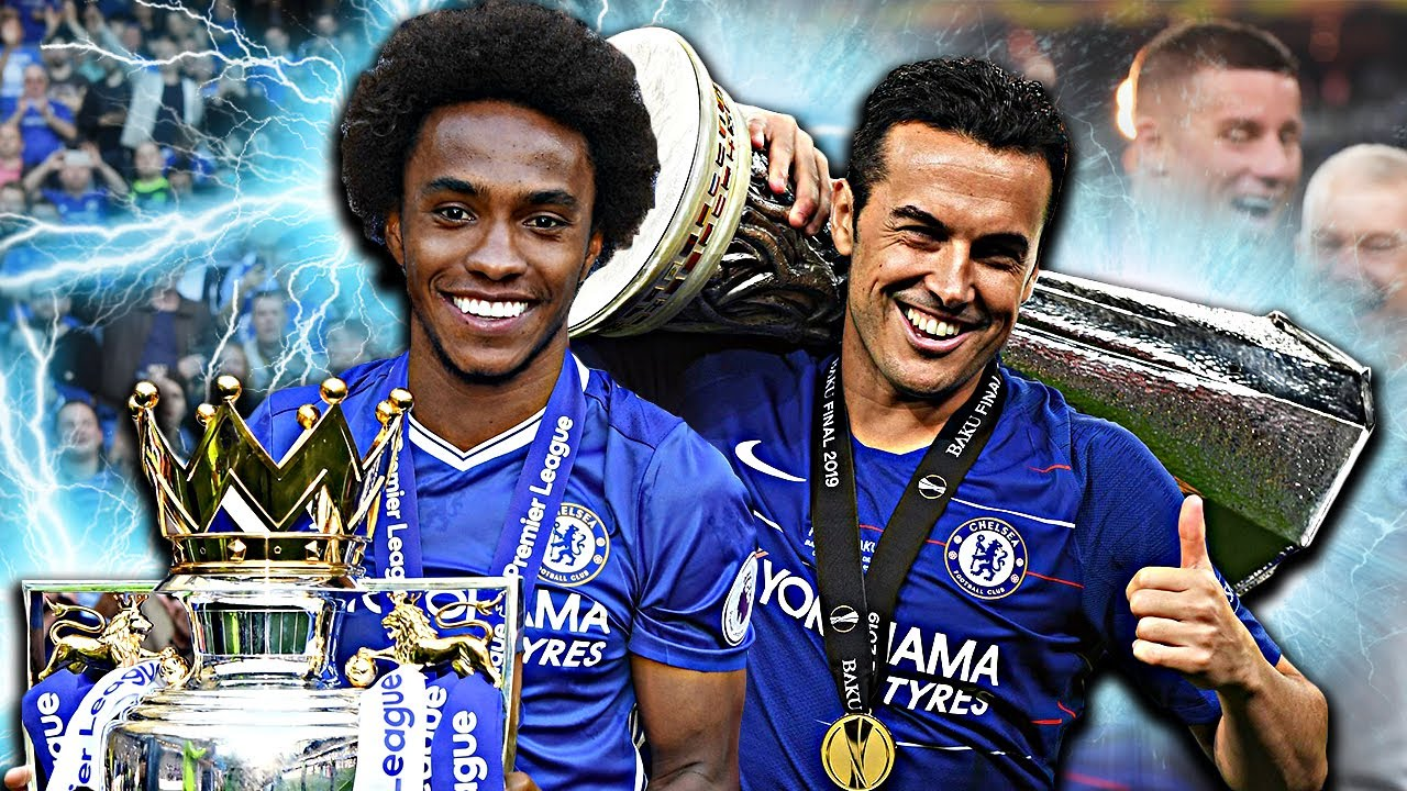 Chelsea News: Willian & Pedro Officially Announce Chelsea Departure As Lampard Brings In New Era