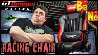 GT Omega EVO XL Racing Office Chair : Ultimate Gaming Seat