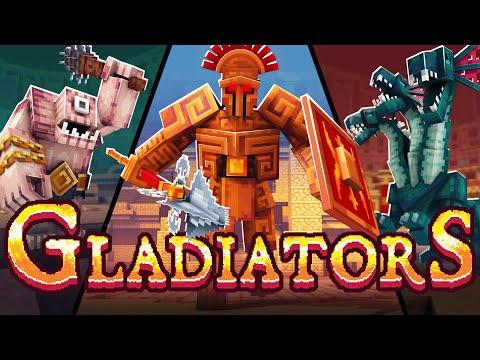 Gladiators   Minecraft Marketplace - Official Trailer