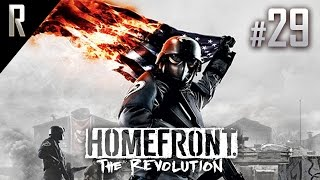 ► Homefront: The Revolution - Walkthrough HD - Part 29