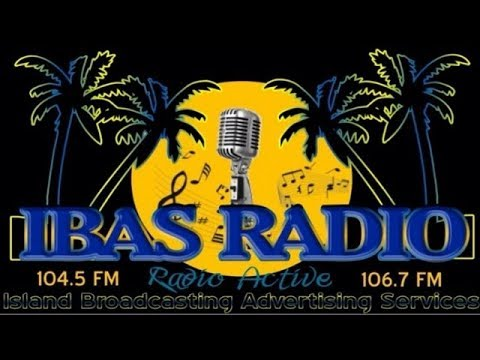 Primus St. Croix's Bible Study on IBAS Radio 104.5 FM in St. Lucia BVI Part 2