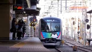 西武池袋線休日ダイヤ列車観察20191214NRAが普段より