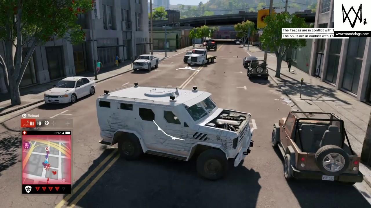 Swat Watch Dogs