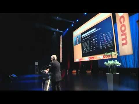 PWC's Industry Outlook, w TF1 & BBC Worldwide CEOs | MIPCOM 2010