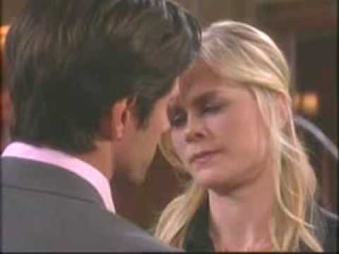Days Of Our Lives Previews 06/07/10 - Sami & EJ Kiss