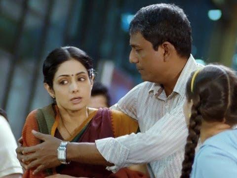 It Was A Hug Shashi   English Vinglish   Sridevi Best Movie