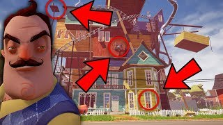 EVERYTHING IS DIFFERENT!! | Hello Neighbor Beta 3 - Part 1