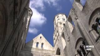 L'Abbaye de Jumièges - La plus belle ruine de France