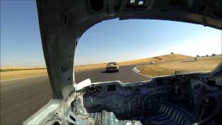 Vodden the Hell 2013 Day 1 - Kevin's Stint - Rear Camera
