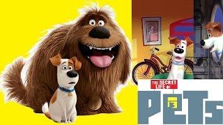 Тайная Жизнь Домашних Животных The Secretl Life of Pets Мультики для Детей с Игрушками