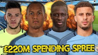Manchester City To Go On £300M Spending Spree?!   Transfer Review