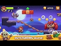 Super Jungle Man - Arcade Platformer Games - Videos Games for Kids - Girls - Baby Android