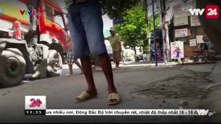 Cận Cảnh Thủ Đoạn Trộm Cắp Xăng Dầu Máy Bay Quy Mô Tại Tp. HCM  - Tin Tức VTV24
