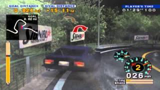 DEVIL Z VS GROUND ZERO IN A STORMY NIGHT! - Tokyo Xtreme Racer Drift 2