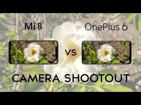 Xiaomi Mi 8 vs OnePlus 6: Camera Shootout