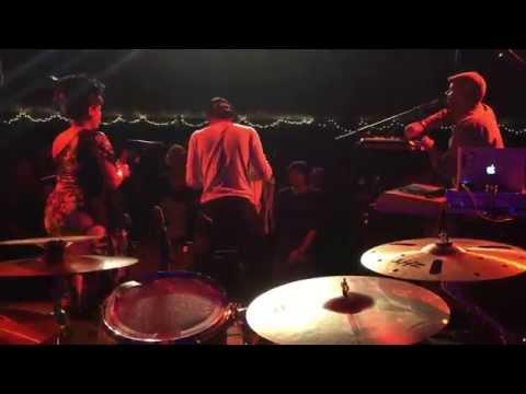 "Elastic Bond singing ""Curandera"", clip from Virginia Key Grassroots Feb 2015"
