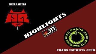 Chaos EC vs HellRaisers | Losers Final (Bo3) - Dota Summit 11 Highlights 2109 Dota 2