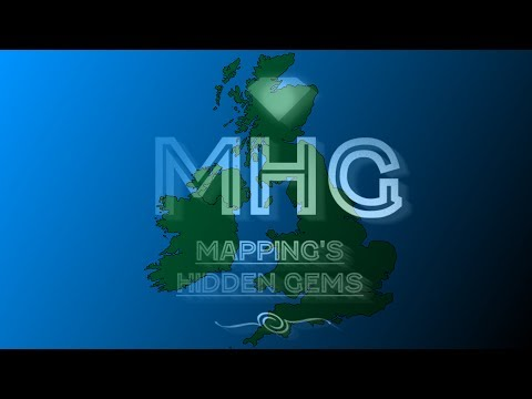 Mapping's Hidden Gems (4) UK Civil War (Videomapping)