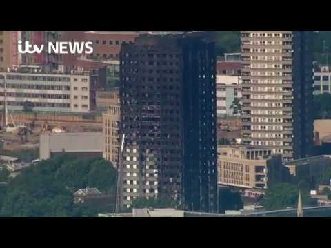 How many people died in london tower fire?