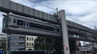 【しょうなんものれーる】湘南モノレール 5000系@大船駅
