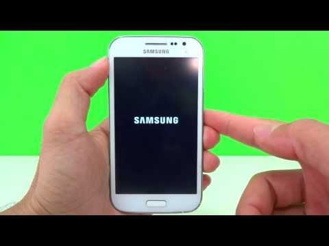 Hard Reset Galaxy S4 i9500 / i9505 || Como Formatar- Desbloquear