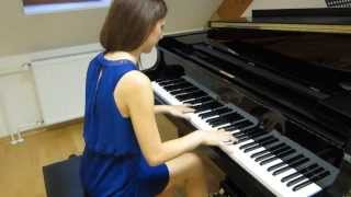 Repeat youtube video Jarrod Radnich Pirates of the Carribean Piano Contest
