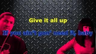 Meek Mill  & Nicki Minaj  -  All Eyes On You (Karaoke/Instrumental)  Ft. Chris Brown Mp3