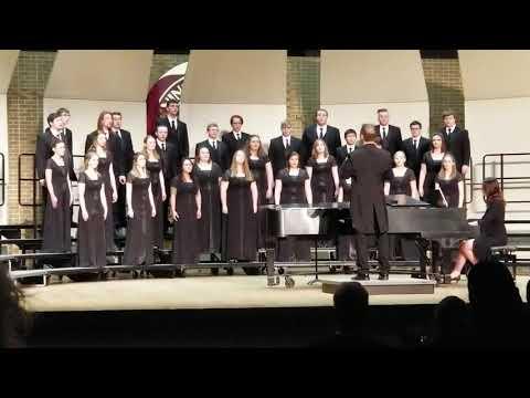 Morningside College Choir 011419