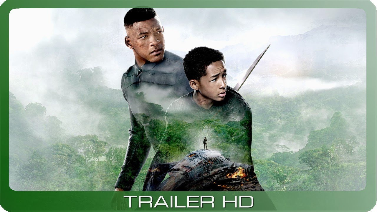 After Earth ≣ 2013 ≣ Trailer ≣ German | Deutsch