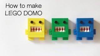 DOMO: Build a Domo Lego Tutorial