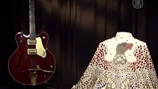 Вещи Элвиса можно увидеть на выставках в его доме (новости)