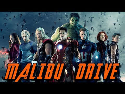 MALIBU DRIVE: THE AVENGERS ZOMBIES - EASTER EGG COMPLETION FINALLY????