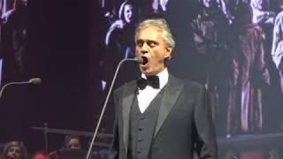 Andrea Bocelli - Nessun Dorma