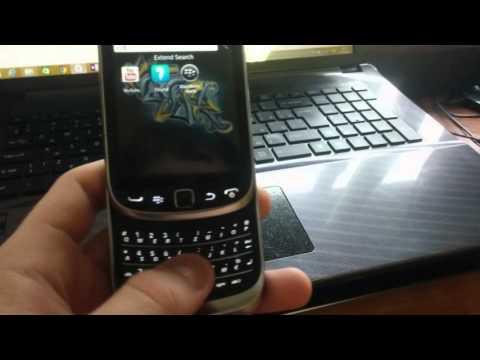 """""""Типа обзор"""" BlackBerry Torch 9810"""