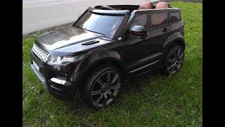 Купить детский электромобиль Renge Rover  на pushishki.ru