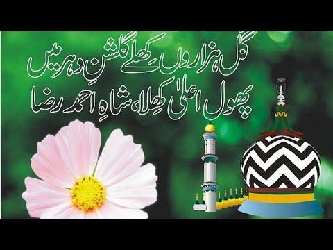 Raza Usi Ka Naam Hai Jo Sunniyat Ki Shaan Hai