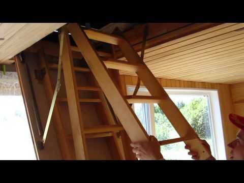 Лестница своими руками обшивка деревом металлический каркас