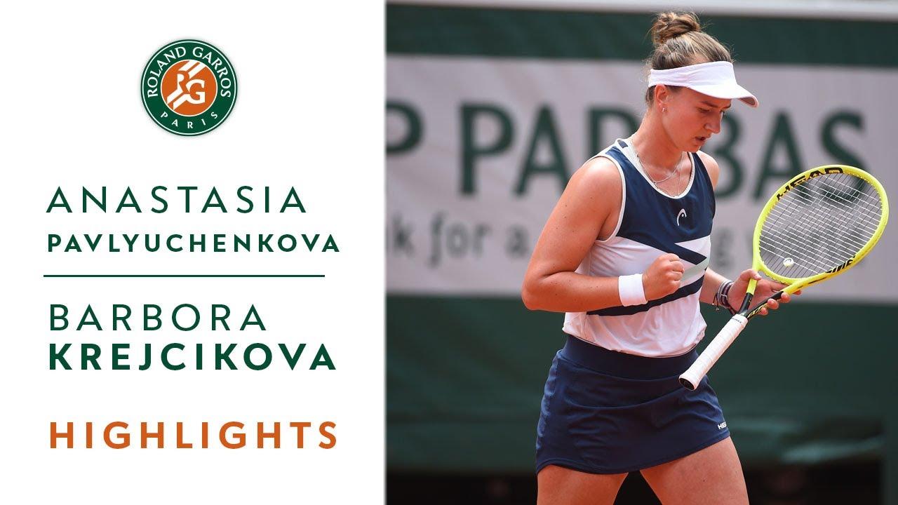 Barbora Krejcikova Wins the French Open
