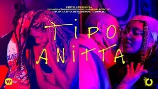 Filipe Papi - Tipo Anitta feat. Coruja BC1 (Clipe Oficial - Estrelando Budah e Késia Estácio)