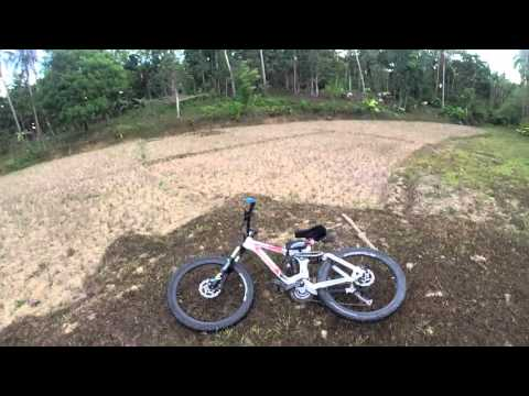 Hasaan and Imaga Trail Free Ride Cabacungan Allen Northern Samar By JCE