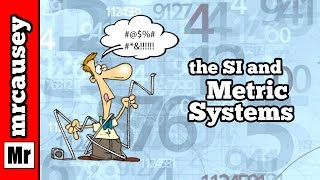 Chemistry - Scientific Units the SI and Metric Units