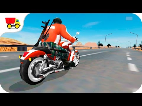 Bike racing games - Bike Attack Race : Stunt Rider - best android games
