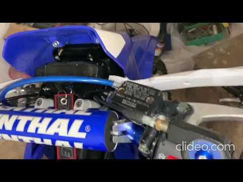 Продам двигатель yamaha dt50 воздушка, поршневая 65cc
